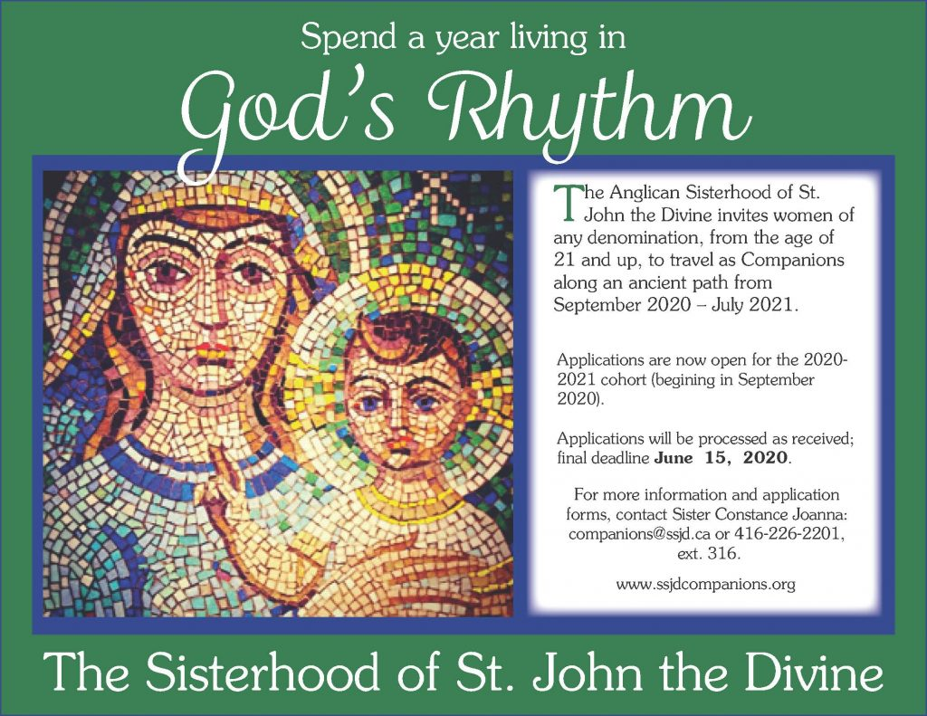 Spend a Year Living In God's Rhythm