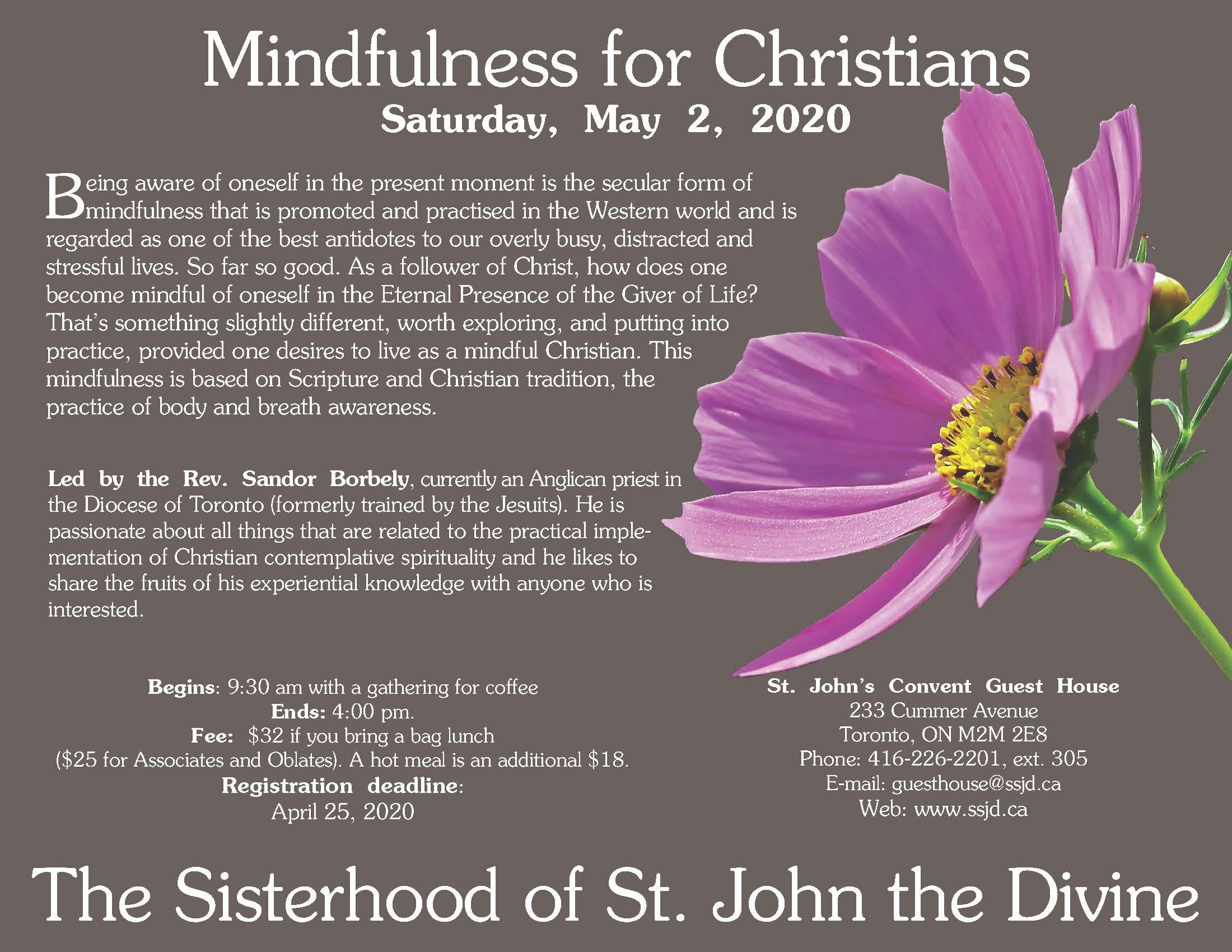 Mindfulness for Christians