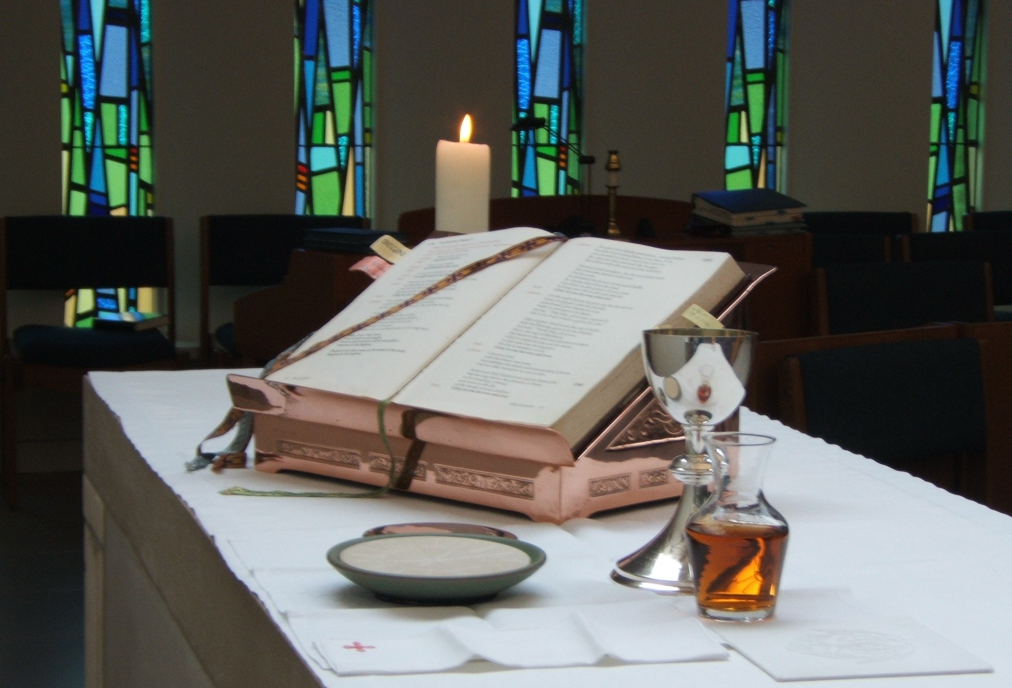 Homily for the Anniversary of the Consecration of the Convent Chapel of St. John the Divine