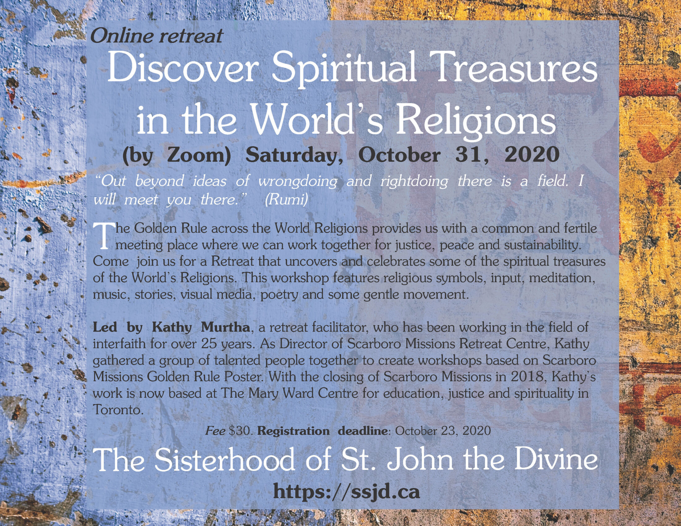 Discover Spiritual Treasures in the World's Religions