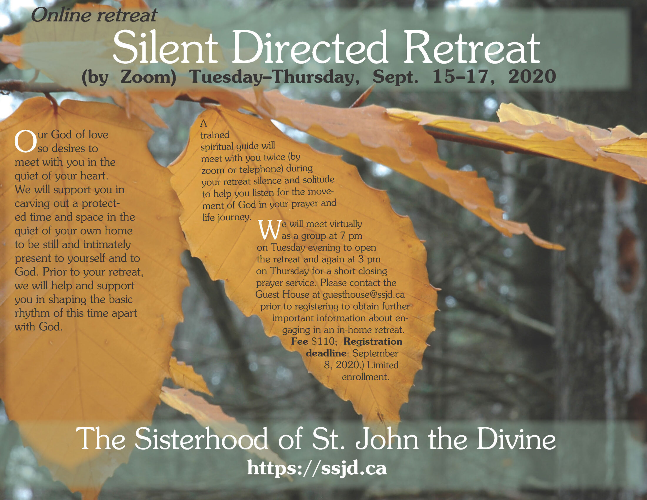 Silent Directed Retreat