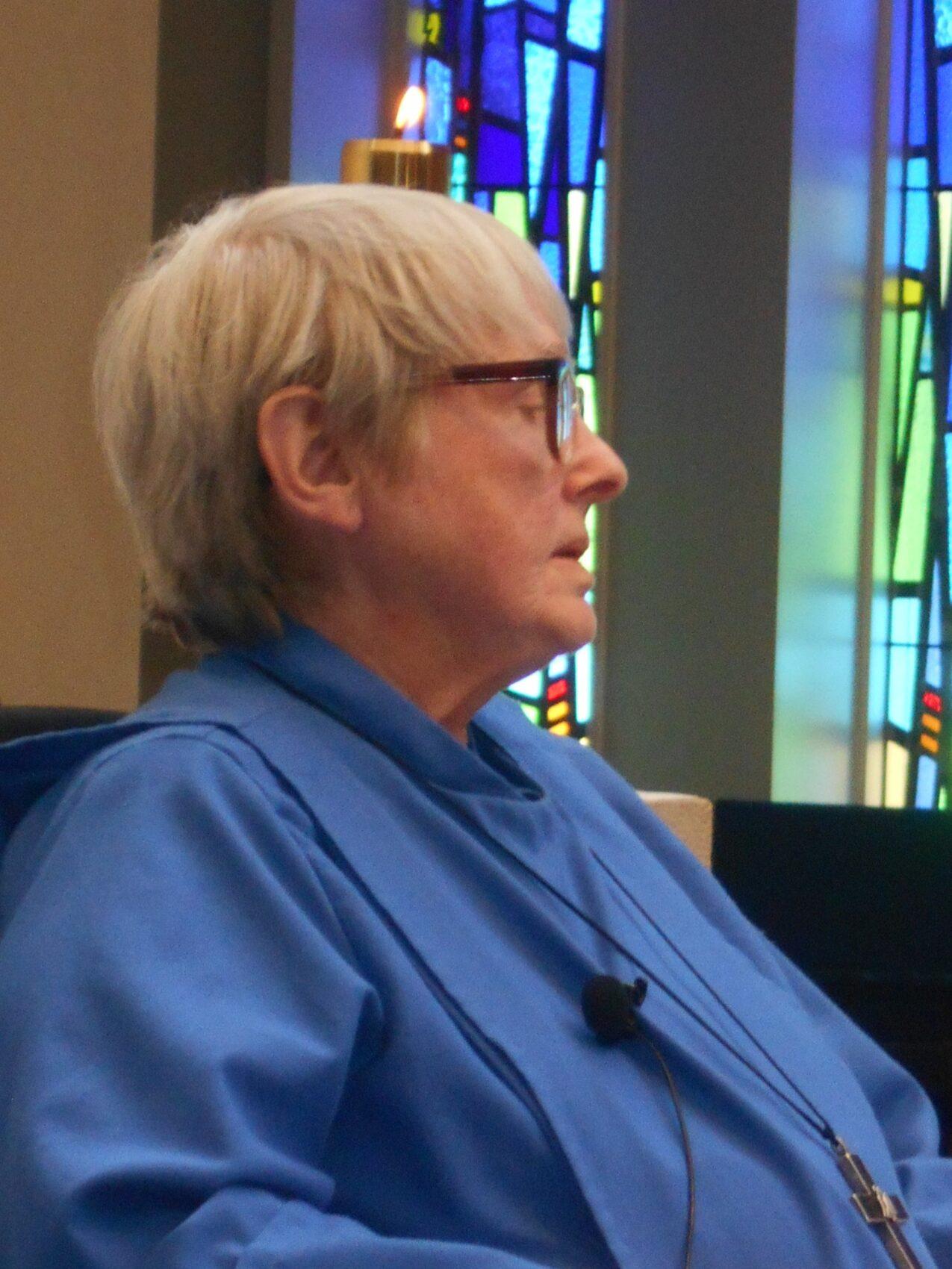 Requiem Homily for Sr. Sue Elwyn, SSJD.