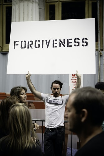 Forgiveness Is An Invitation