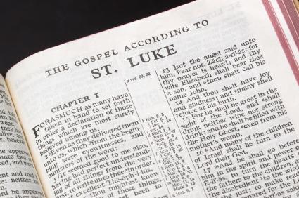Homily for the Feast of St. Luke.
