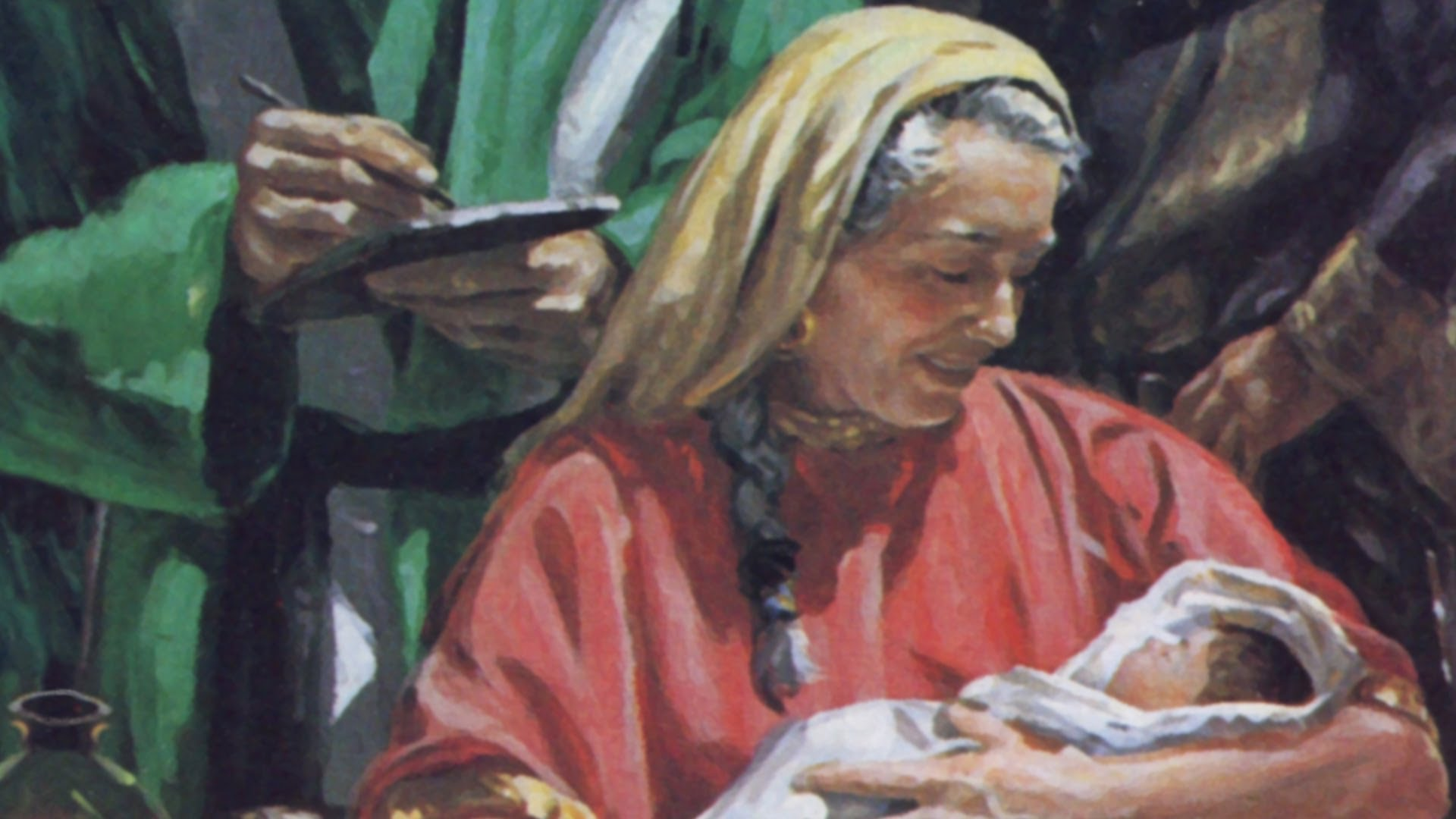Homily on The Birth of John the Baptist.