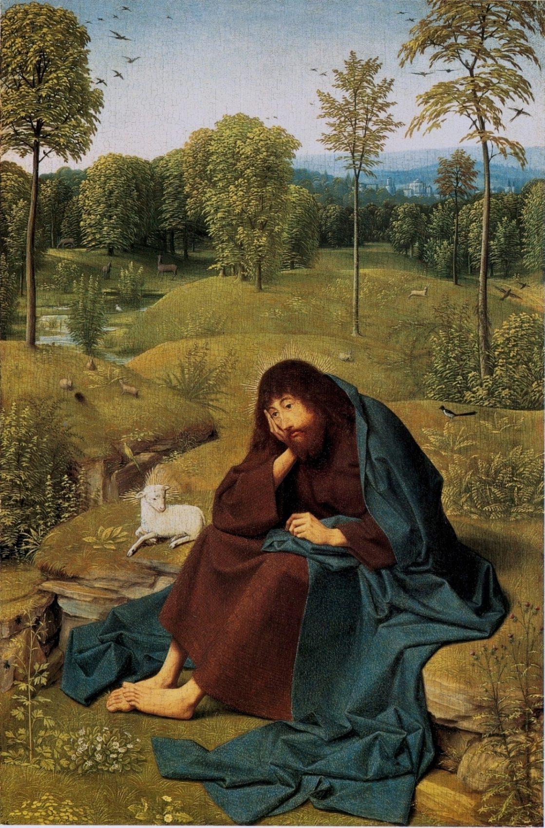 Homily for the Nativity of St. John the Baptist.