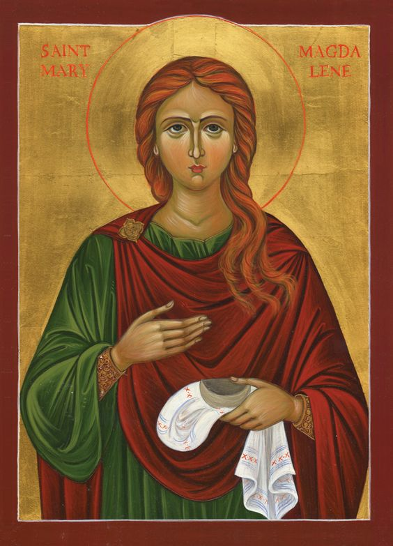 Strong and Fierce: A Homily for the Feast of St. Mary Magdalene.